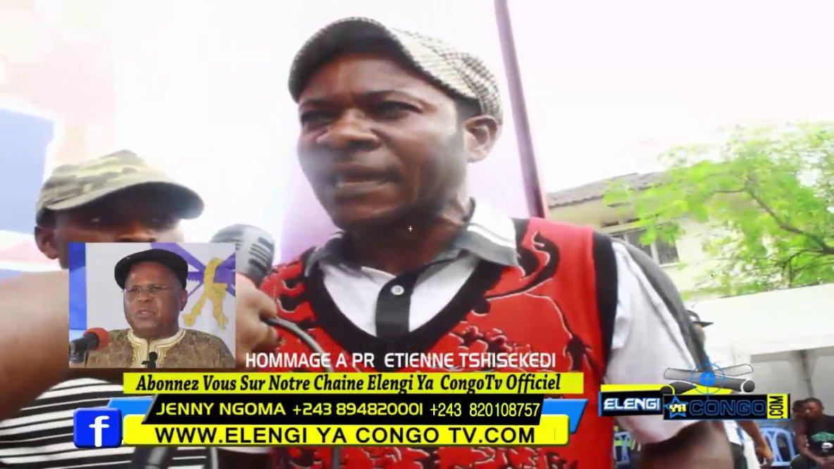 """Regardez """"UDPS Ca Brule Au Résidence D'Etienne Tshisekedi Batumbi Message Ya André Kimbuta Affaire Cimetière"""" sur YouTube"""