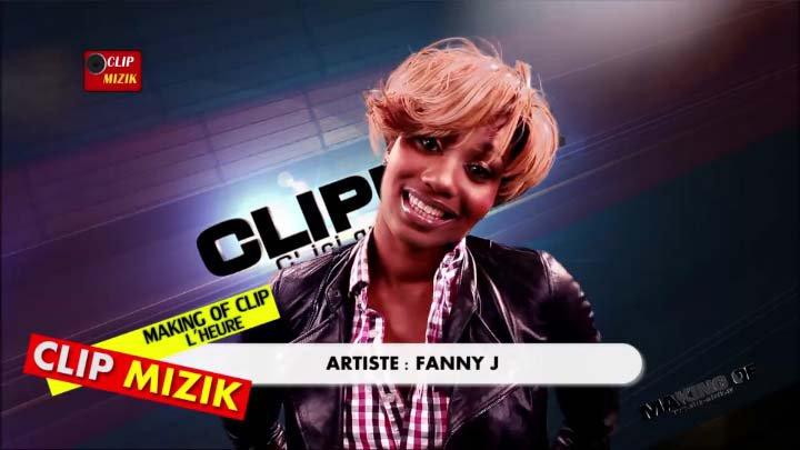 FANNY J Vidéos de Making of du Clip C'est L'heure - REPORTAGE - Nos exclusivitésBande annonce, Making of, Cour-MétrageReportage
