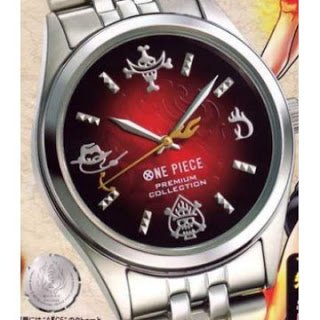 Plays~18: Seiko One Piece Premium Collection: Portgas D. Ace Watch