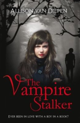 The Vampire Stalker d'Allison Van Diepen