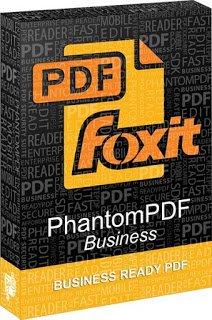 Foxit PhantomPDF Business 9 With Crack  - GetpcSofts