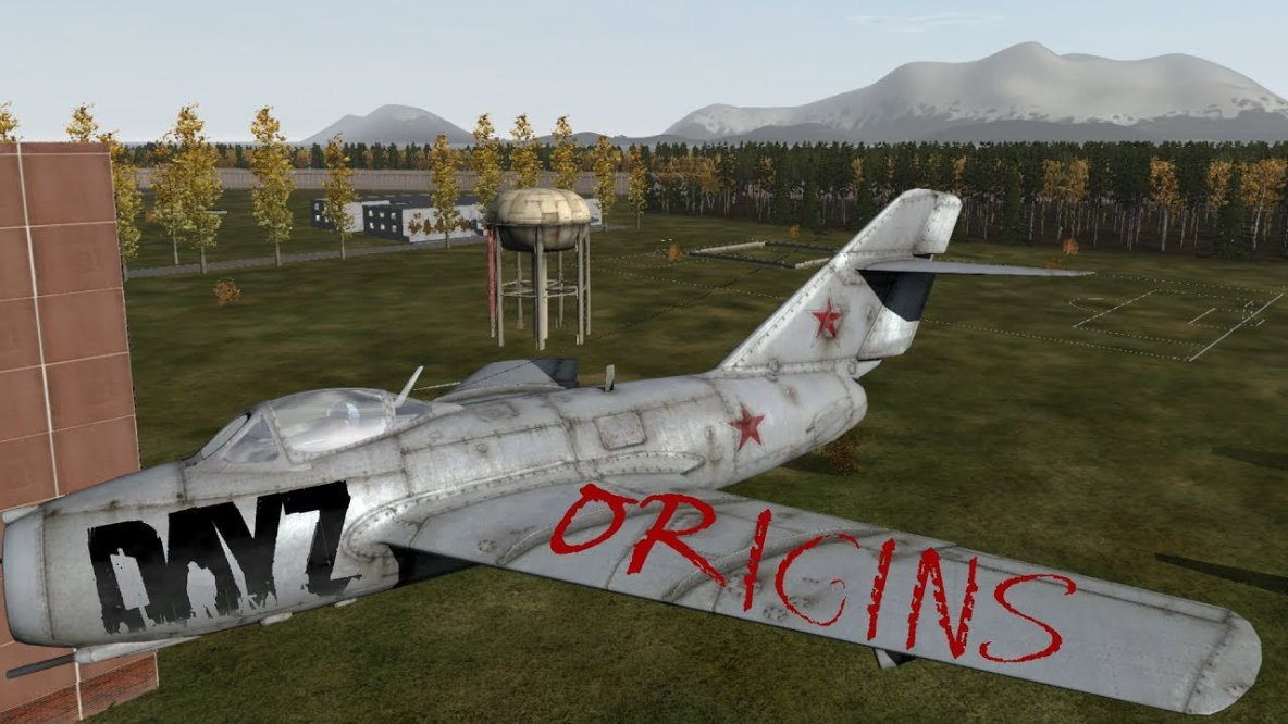 DayZ Origins - Mig15