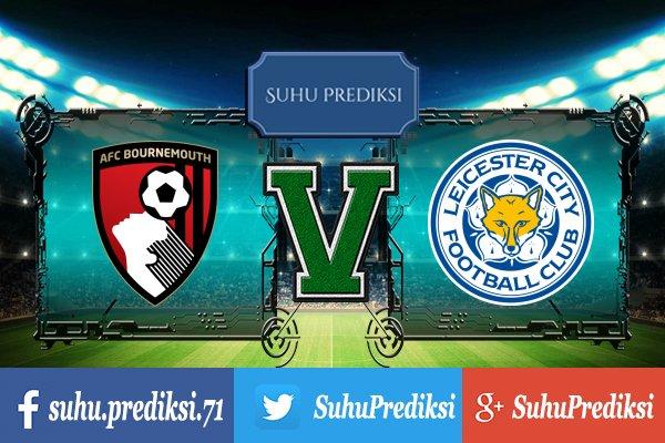 Prediksi Bola AFC Bournemouth Vs Leicester City 30 September 2017
