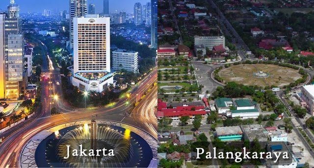 Pemindahan Ibu Kota ditargetkan Pemerintah Dimulai 2018 - IDNBeritaTerkini