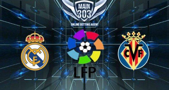 Prediksi Real Madrid vs Villarreal 2 Maret 2015 Primera Divi