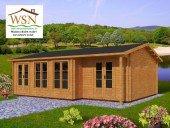 Chalet en bois par WSN. Vos abris, chalet en bois de qualité. - WSN - Chalet et Garage en bois