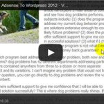 How to Add Adsense Advertise to Wordpress Based Website