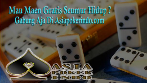 Belajar Bermain Domino QQ Bersama Asia Poker Indo   Daftar Poker Online