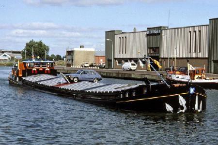 De Binnenvaart - Databank: De Binnenvaartschepen