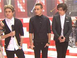 One Direction announce 'first-ever movie'