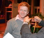 Brislinger-Kanarien - 3. Weltmeister 2011 rot schimmel