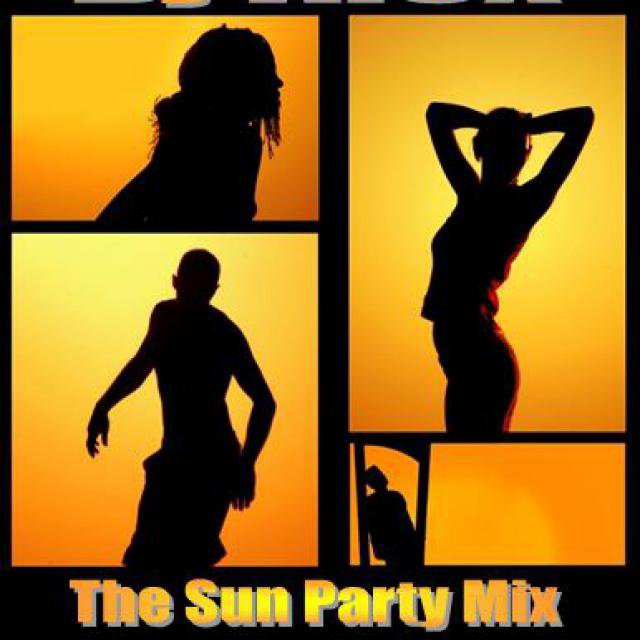 2014.08.30 The Sun Party Mix