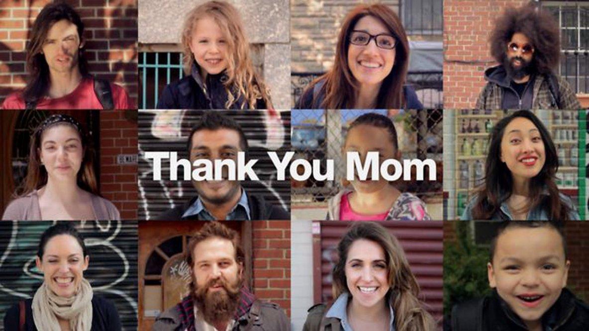 Thank You Mom sur Vimeo