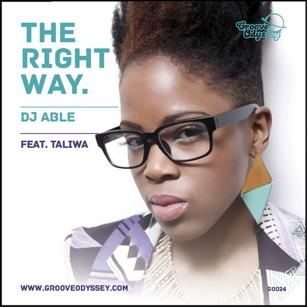 DJ Able feat. Taliwa - The Right Way