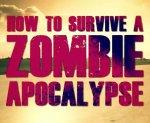 Comment survivre à une Zombie Apocalypse – Un guide vidéo des règles de bases | Ufunk.net