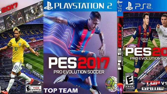 Telecharger pes 2017 sur ps2 - Free download