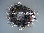 Faisceaux Rétro Collection - Reproduction de faisceaux électriques complets pour véhicules de collection. Un incendie peut provoquerde grave conséquence, ne négligez pas votre vieux faisceau, ...