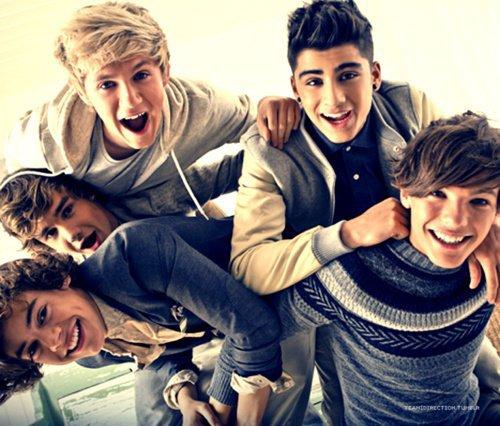 Quel membre des One Direction est fait pour toi?