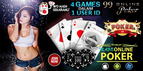 Asyiknya Game Poker Online