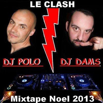 Dj Polo & Djay Dams - Mixtape Noel 2013