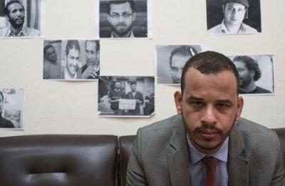 """محام مصري يروي لـ""""الغارديان"""" تجربته مع قوات الأمن والتعذيب - المنظمة العربية لحقوق الإنسان في بريطانيا"""
