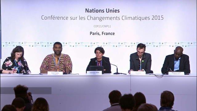 Que contient l'accord de la COP 21?