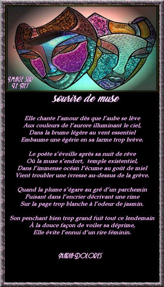 Sourire De Museforme Le Sonnet Pétrarquien Image Sur
