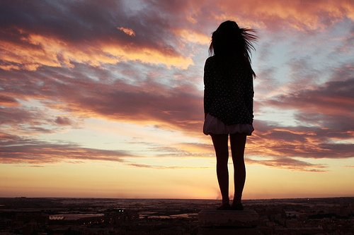 """""""Si l'univers est si grand qu'il n'y parait, pourquoi suis-je si seule ?"""""""