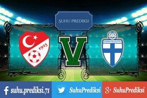 Prediksi Bola Turki Vs Finlandia 25 Maret 2017