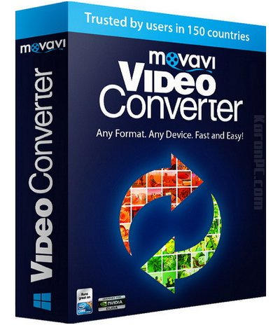 Movavi Video Converter 17 Activation Key with Crack LATEST