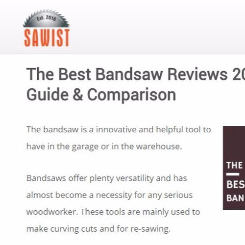 Best Bandsaw Reviews 2017 - Ultimate Biying Guide