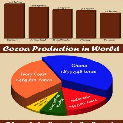 Delicious Facts about Chocolates | Visual.ly