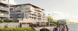 Port du Bon Dieu - projet immobilier en bord de Meuse - Namur