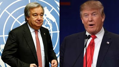 After Trump's speech, Guterres hopes world will help in Afghan political settlement