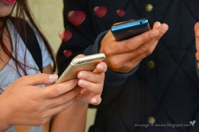 Des SMS d'amour pour toi mon amour