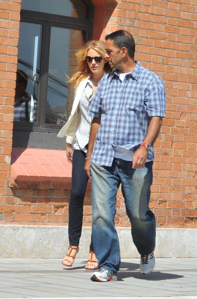 Photos : Ryan Reynolds et Blake Lively : adieu Venise ?!