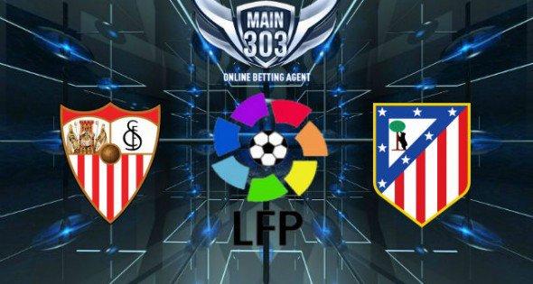 Prediksi Sevilla vs Atletico Madrid 2 Maret 2015 Primera Div