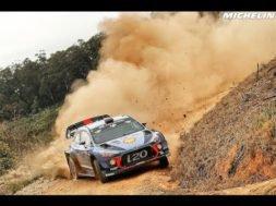 2017 WRC Rallye d'Australie : temps forts