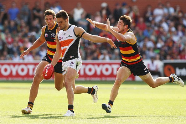 AFL Premiership Live – Round 16 – GWS Giants vs Adelaide Crows – 5th July