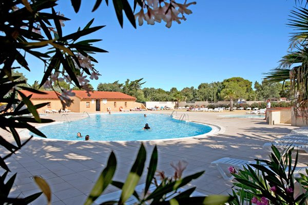 Camping L'Oasis - 66 Baccares sur mer - Languedoc-Roussillon - France