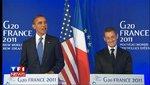 """Obama à Sarkozy : """"Giulia a la beauté de sa mère, une bonne chose"""""""