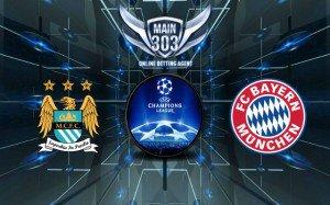 Prediksi Manchester City vs Bayern Munchen 26 November 2014