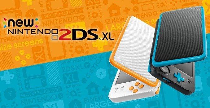 New Nintendo 2DS XL: Nouvelle console Nintendo dévoilée