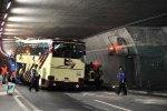 Un Belge, témoin de l'accident: Pour moi, le chauffeur a fait un malaise