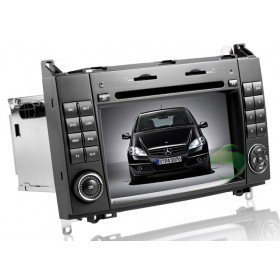 Android 4.0 Auto DVD Player GPS Navigationssystem für Mercedes-Benz Sprinter W906(2006-2012)