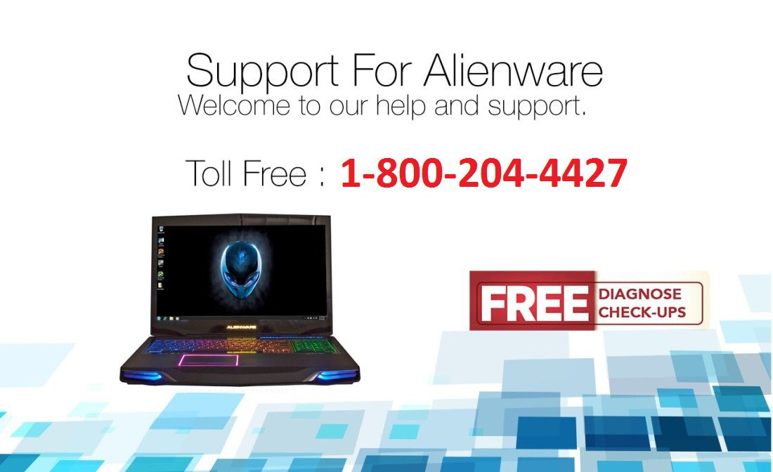 Alienware Customer Support 18002044427 for Alienware Gaming PC