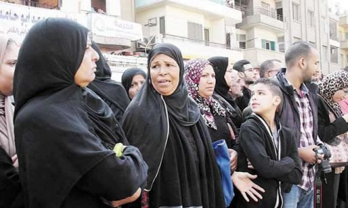مجلس النواب يؤكد إصرار المصريين بكل فئاتهم وأطيافهم على اقتلاع جذور الإرهاب