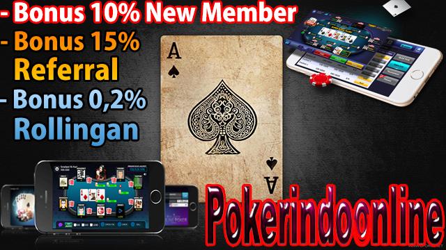Cara Main Poker Online Menggunakan HP
