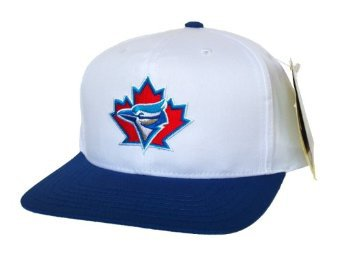 Casquette Neuve Ajustable Officielle MLB - TORONTO BLUE JAYS Snapback - Casquette Blanche/Bleue: Amazon.fr: Bienvenue
