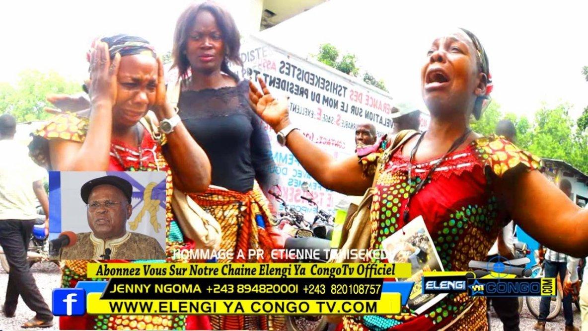 "Regardez ""Exclusif: Petite Soeur Ya Etienne Tshiseke Awuti Mbuji Mayi Pleure Boyoka Discours Ndenge"" sur YouTube"